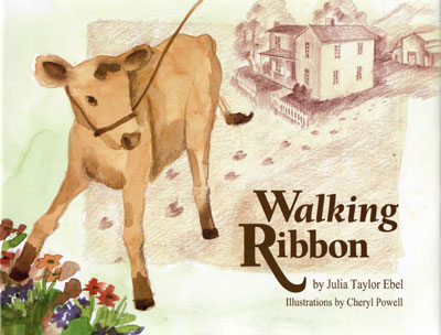 walking ribbon